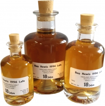 Whisky 18 Jahre - Ben Nevis LaFe - Single Malt